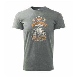 Motocross Champions - Heavy new - tričko pánske