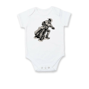 Motorkár bokom - Dojčenské body