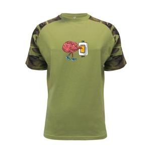 Mozog ON OFF - Raglan Military