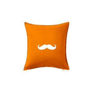 Mustache - fúziky - Vankúš 50x50