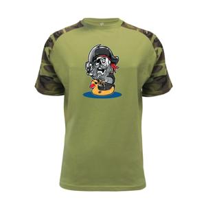 Najdrsnejší pirát - Raglan Military