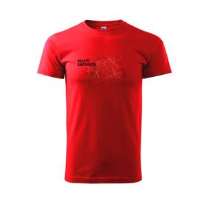 Najlepší konštruktér - Tričko Basic Extra veľké