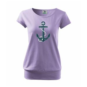 Námornícka kotva - Voľné tričko city