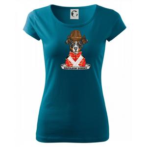 Napoleon domáci kríženec - Pure dámske tričko