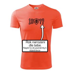 Narodeninový motív - znak - Detské tričko fantasy športové tričko