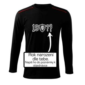 Narodeninový motív - znak - Tričko s dlhým rukávom Long Sleeve