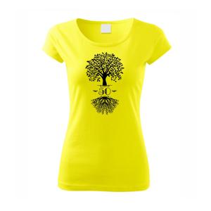 Narodeninový strom 50 - Pure dámske tričko