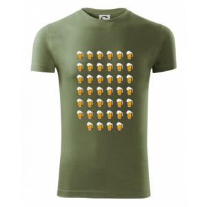 Narodeniny - 40x pivo - Viper FIT pánske tričko
