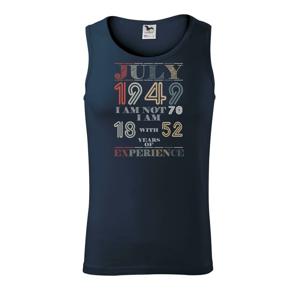 Narodeniny experience 1949 july - Tielko pánske Core