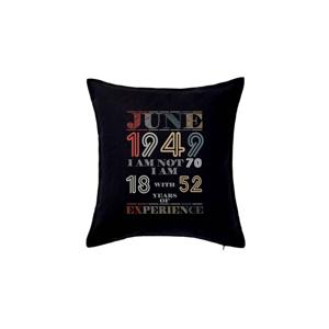 Narodeniny experience 1949 june - Vankúš 50x50