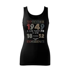 Narodeniny experience 1949 november - Tielko triumph