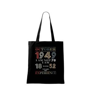 Narodeniny experience 1949 october - Taška malá