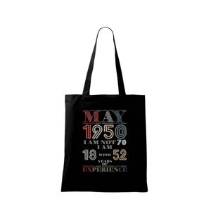 Narodeniny experience 1950 may - Taška malá