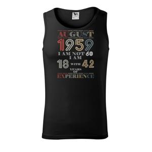 Narodeniny experience 1959 august - Tielko pánske Core