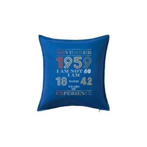 Narodeniny experience 1959 november - Vankúš 50x50