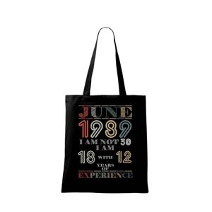 Narodeniny experience 1989 june - Taška malá