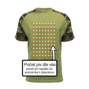 Narodeniny - počet pív podľa vás - Raglan Military