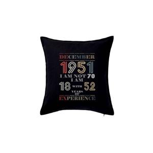 Narozeniny experience 1951 December - Vankúš 50x50