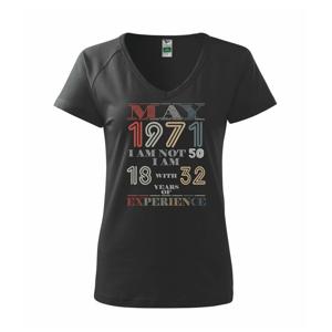Narozeniny experience 1971 May - Tričko dámske Dream