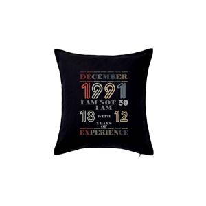 Narozeniny experience 1991 December - Vankúš 50x50