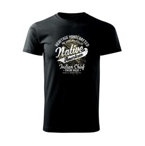 Native American 2 - Heavy new - tričko pánske