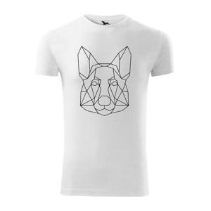 Nemecký ovčiak - Geometria - Viper FIT pánske tričko