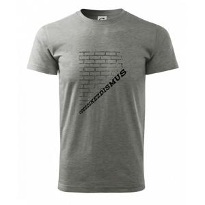 Odezdikezdismus - Heavy new - tričko pánske