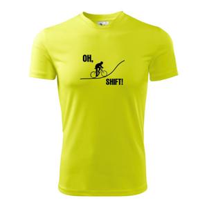 Oh shift - Detské tričko fantasy športové tričko