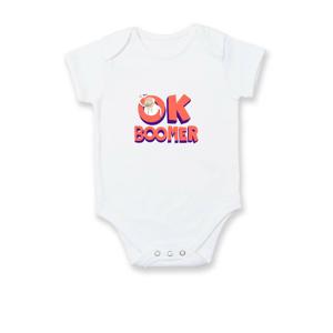 Ok boomer dedo - Dojčenské body
