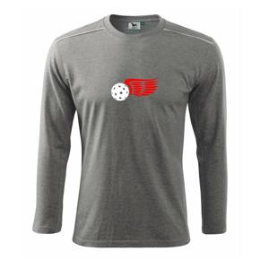 Okrídlená lopta - Tričko s dlhým rukávom Long Sleeve