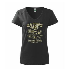 Old School Game - Tričko dámske Dream