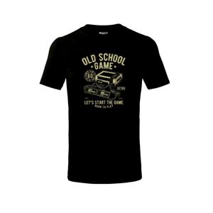 Old School Game - Tričko detské basic