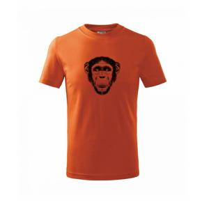 Opica kresba - Tričko detské basic