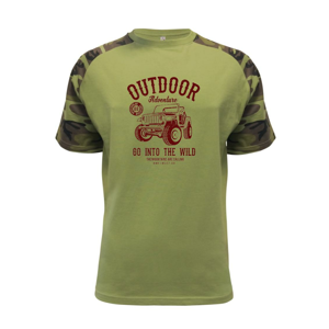 Outdoor Adventure 2 - Raglan Military
