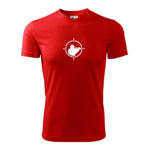 Paintball zameriavač - Pánske tričko Fantasy športové