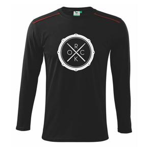 Paličky bicie ROCK - Tričko s dlhým rukávom Long Sleeve