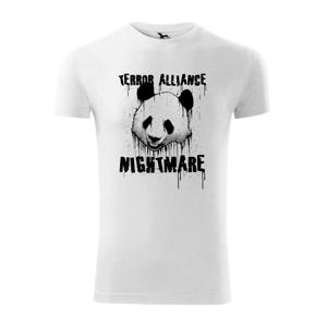 Panda terror - Viper FIT pánske tričko