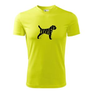 - Pánské triko Fantasy sportovní (dresovina)