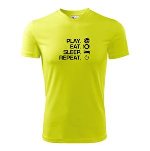 - Pánské triko Fantasy sportovní