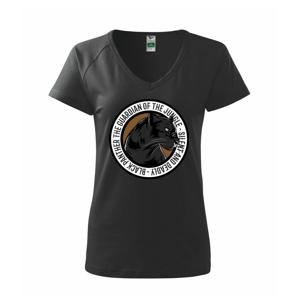 Panther round - Tričko dámske Dream