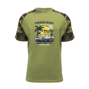 Paradise Beach - Raglan Military