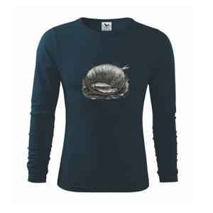 Parádny úlovok - Tričko s dlhým rukávom FIT-T long sleeve