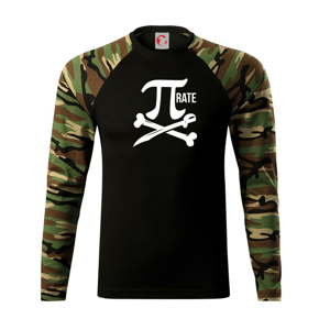 Pirate PÍ - Camouflage LS
