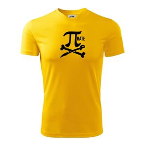 Pirate PÍ - Detské tričko fantasy športové tričko