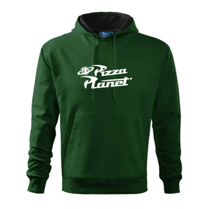 Pizza Planet - Mikina s kapucňou hooded sweater