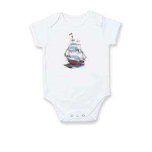 Plachetnica farebná - Dojčenské body
