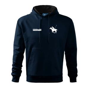 Polo sport - Mikina s kapucňou hooded sweater