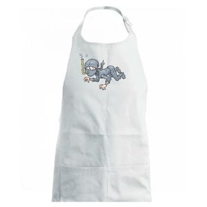 Potápač bez vzduchu - Detská zástera na varenie
