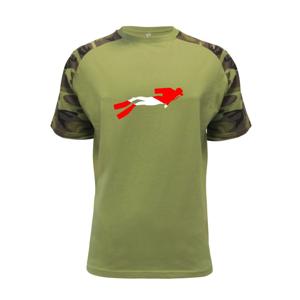 Potápač vlajka - Raglan Military