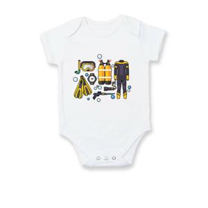 Potápačské vybavenie - Dojčenské body